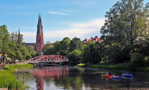 EXCURSIONS  Out-of-town, Uppsala