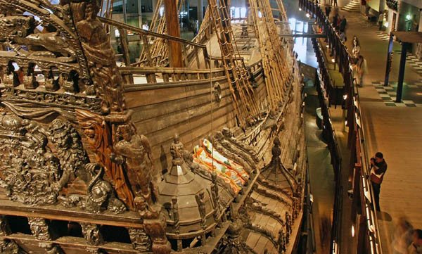 EXCURSIONS  Museums, Vasa